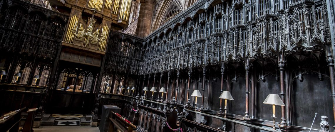Manchester Cathedral, image by Chris Payne