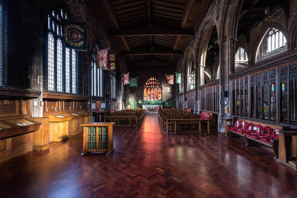 Regimental Chapel, Manchester Cathedral