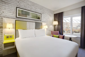 Guest Bedroom, Jury's Inn